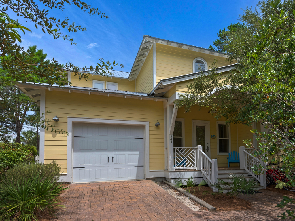 Sunny Daze House/Cottage rental in Santa Rosa Beach House Rentals in Highway 30-A Florida - #1