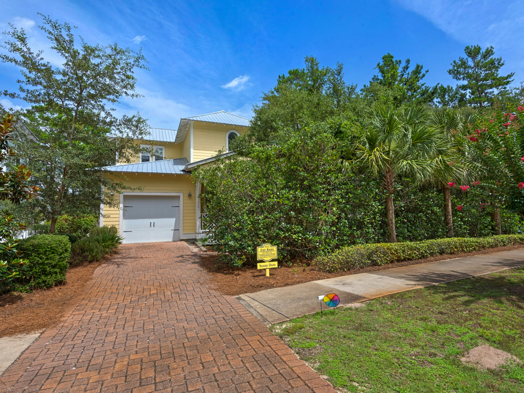 Sunny Daze House/Cottage rental in Santa Rosa Beach House Rentals in Highway 30-A Florida - #31