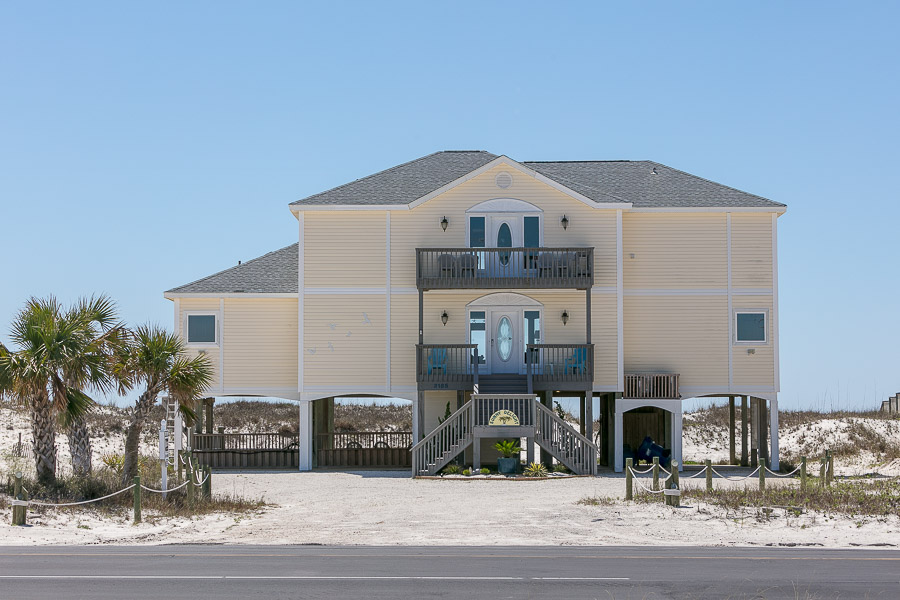 Sunny Delight House/Cottage rental in Gulf Shores House Rentals in Gulf Shores Alabama - #1
