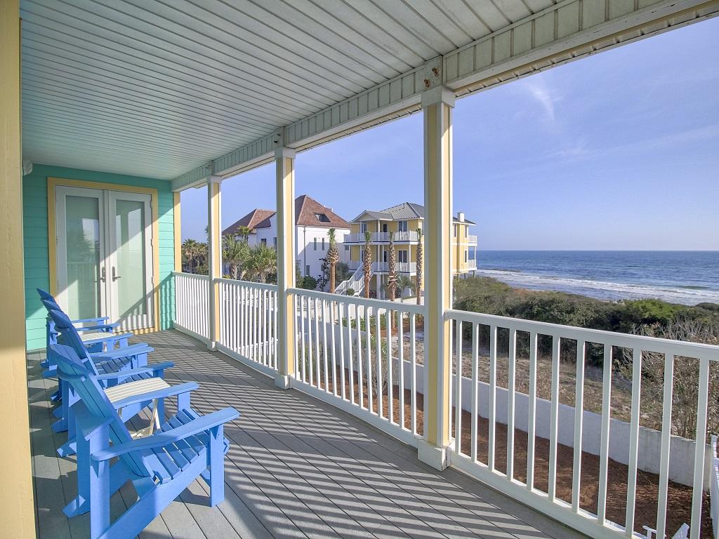 Surfer Dog House/Cottage rental in Panama City Beach House Rentals in Panama City Beach Florida - #1