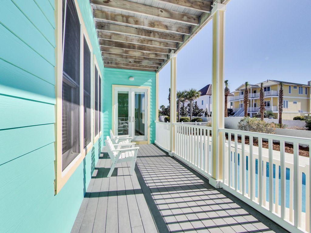 Surfer Dog House/Cottage rental in Panama City Beach House Rentals in Panama City Beach Florida - #25