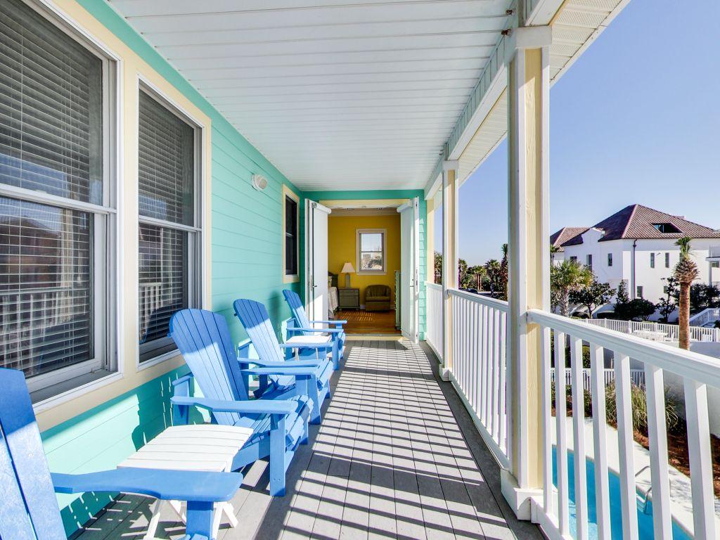 Surfer Dog House/Cottage rental in Panama City Beach House Rentals in Panama City Beach Florida - #38