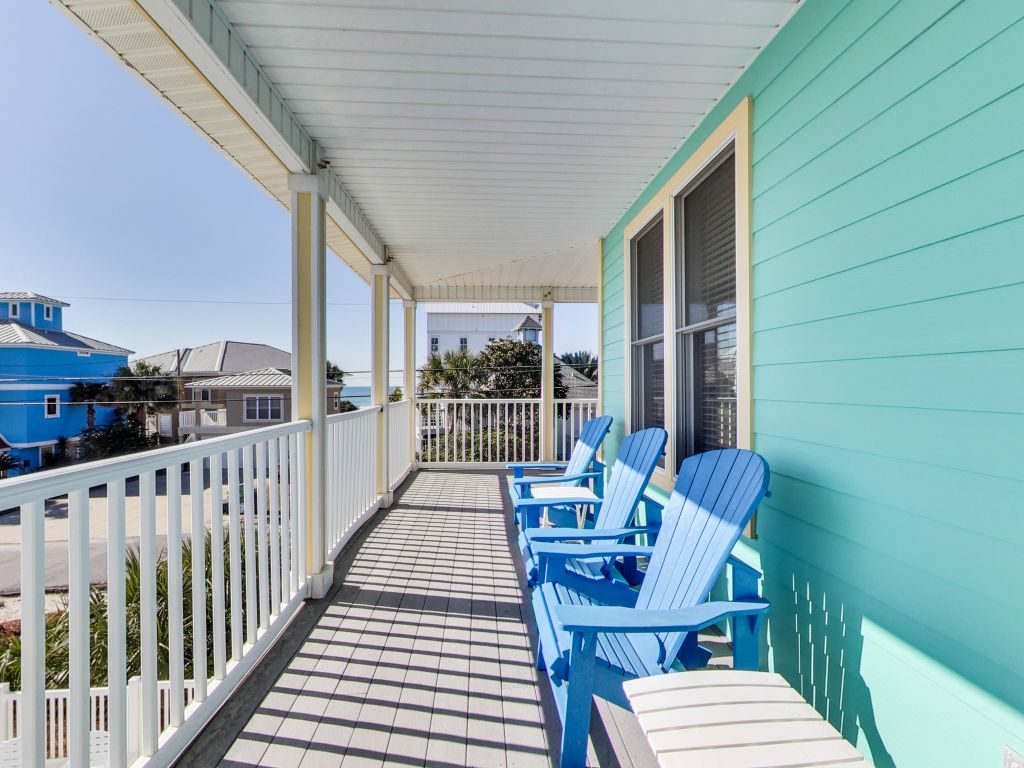 Surfer Dog House/Cottage rental in Panama City Beach House Rentals in Panama City Beach Florida - #39