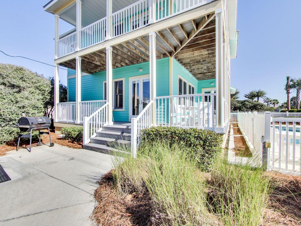 Surfer Dog House/Cottage rental in Panama City Beach House Rentals in Panama City Beach Florida - #41