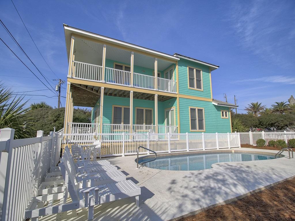 Surfer Dog House/Cottage rental in Panama City Beach House Rentals in Panama City Beach Florida - #42