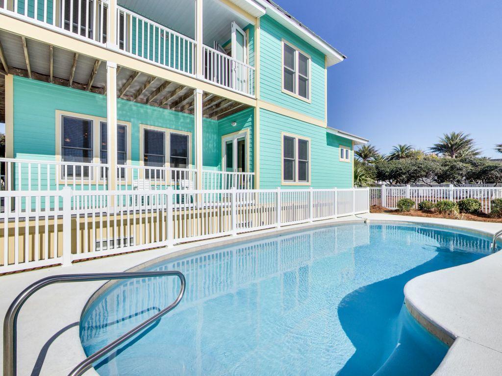 Surfer Dog House/Cottage rental in Panama City Beach House Rentals in Panama City Beach Florida - #45