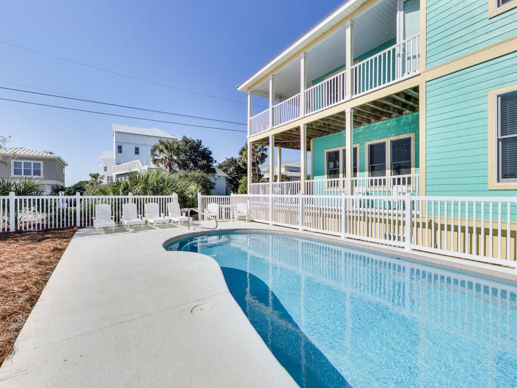 Surfer Dog House/Cottage rental in Panama City Beach House Rentals in Panama City Beach Florida - #46