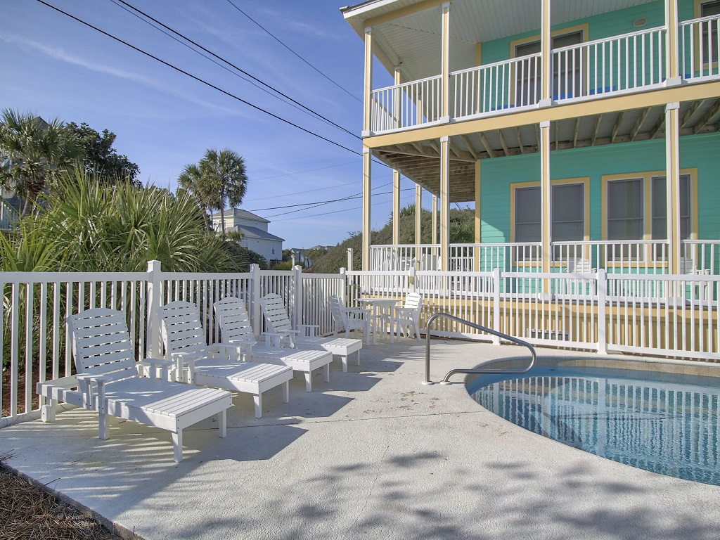Surfer Dog House/Cottage rental in Panama City Beach House Rentals in Panama City Beach Florida - #47