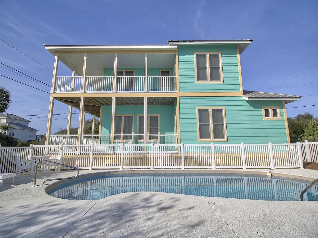 Surfer Dog House/Cottage rental in Panama City Beach House Rentals in Panama City Beach Florida - #49