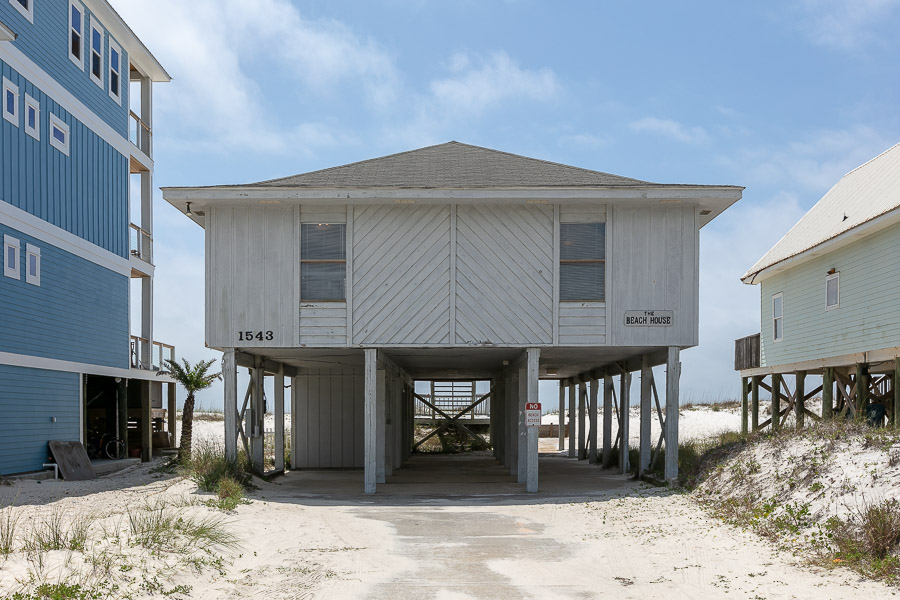 The Beach House House / Cottage rental in Gulf Shores House Rentals in Gulf Shores Alabama - #2
