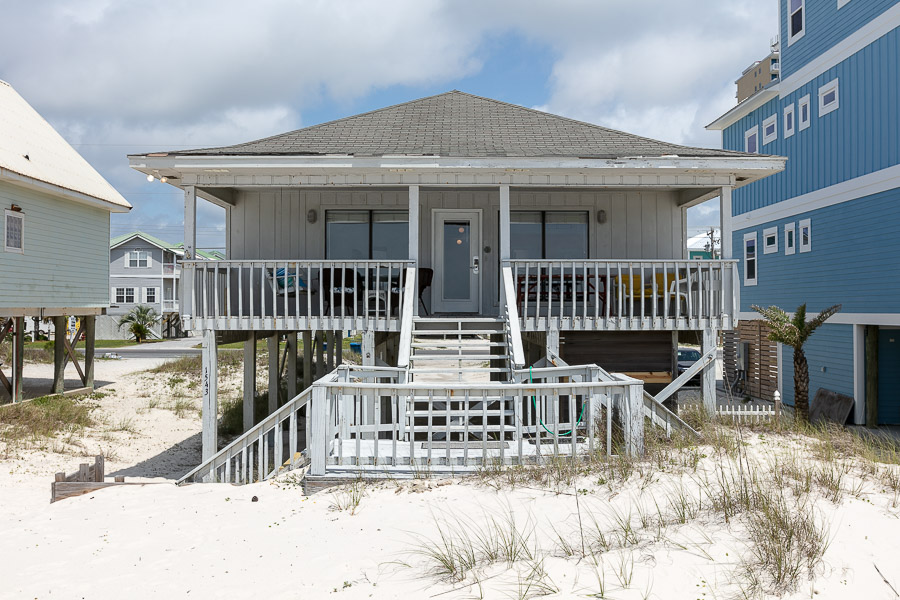 The Beach House House / Cottage rental in Gulf Shores House Rentals in Gulf Shores Alabama - #22