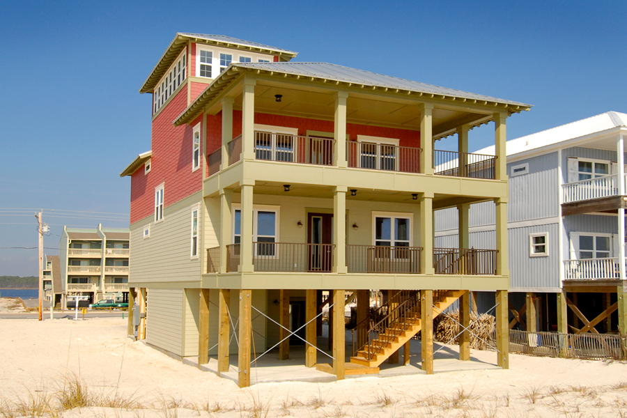 The Beach Mouse House/Cottage rental in Gulf Shores House Rentals in Gulf Shores Alabama - #22