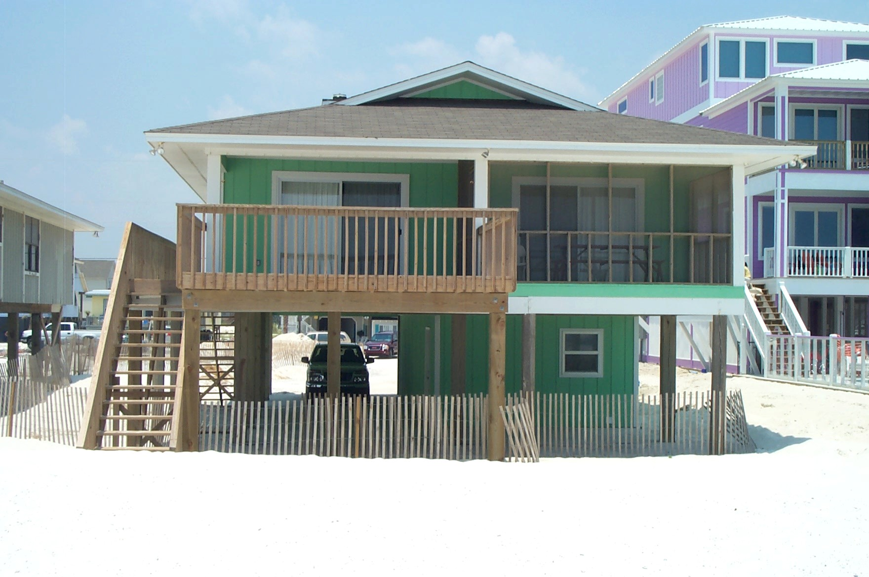 THE HIDEAWAY House/Cottage rental in Gulf Shores House Rentals in Gulf Shores Alabama - #16