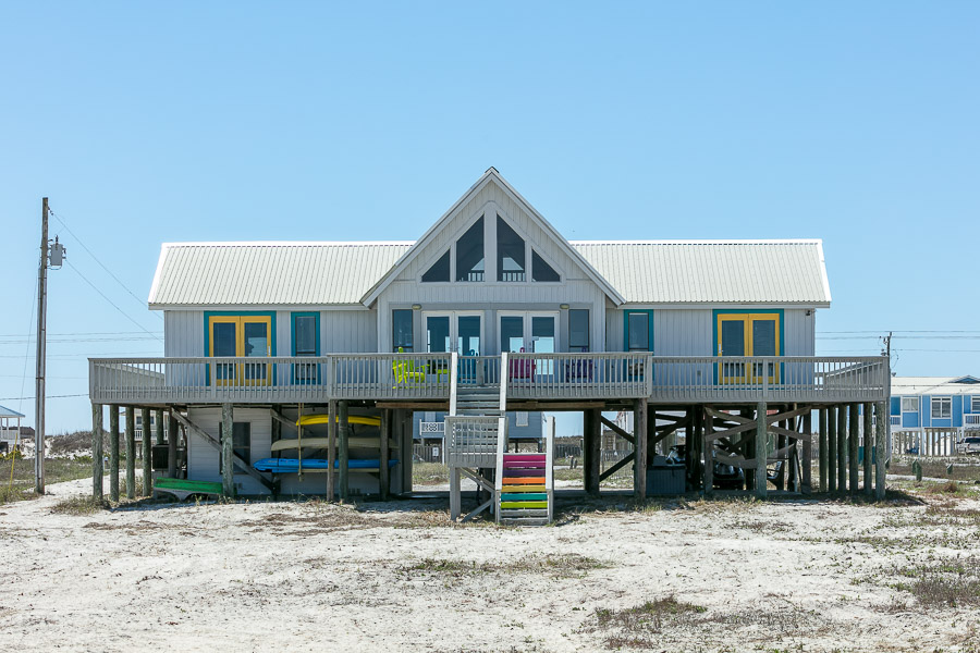 Toes in the Water House / Cottage rental in Gulf Shores House Rentals in Gulf Shores Alabama - #40
