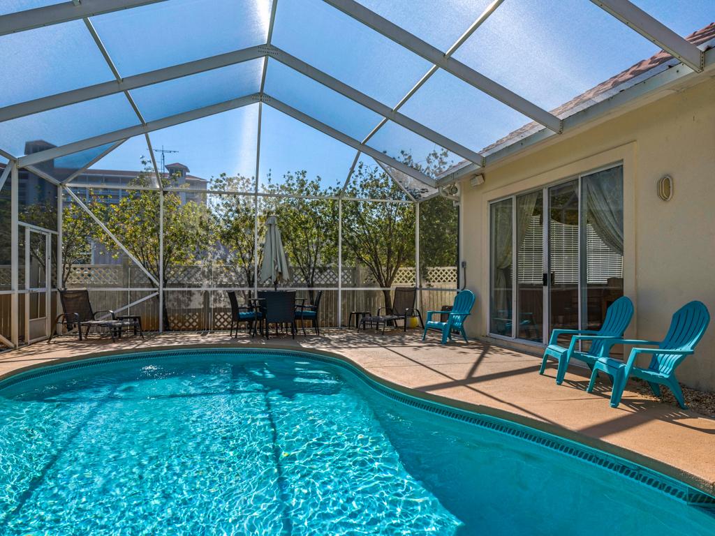 Tops'l Sunny Days House/Cottage rental in Destin Beach House Rentals in Destin Florida - #1