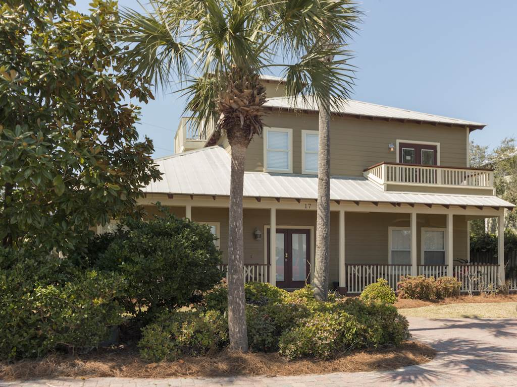 Tranquil Breeze House / Cottage rental in Seacrest Beach House Rentals in Highway 30-A Florida - #2