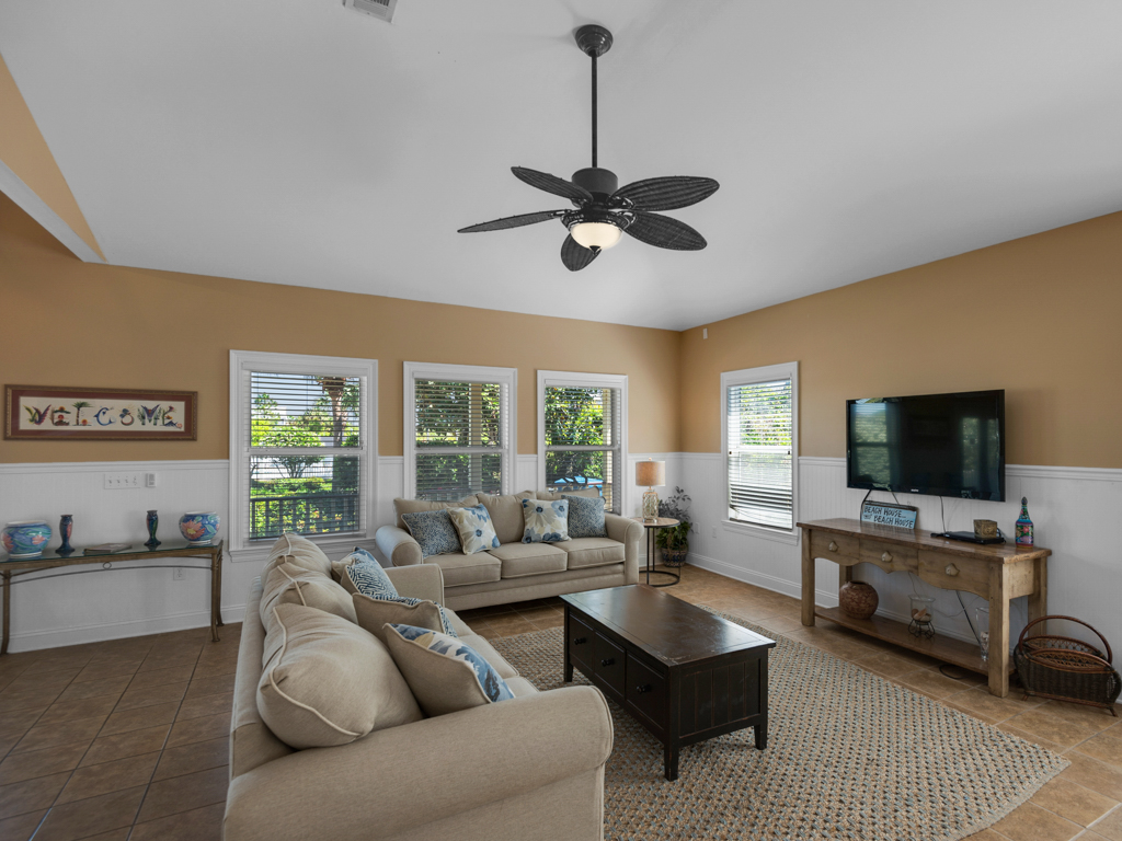 Tranquil Breeze House / Cottage rental in Seacrest Beach House Rentals in Highway 30-A Florida - #9
