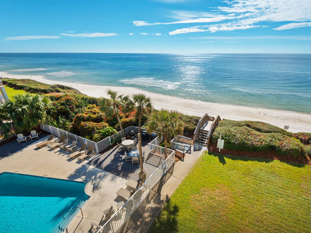 Tranquility on the Beach 410 Condo rental in Seagrove Beach House Rentals in Highway 30-A Florida - #4
