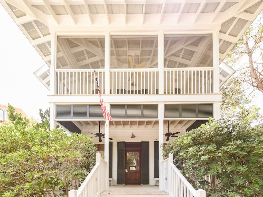 Tupelo Honey House/Cottage rental in Santa Rosa Beach House Rentals in Highway 30-A Florida - #1