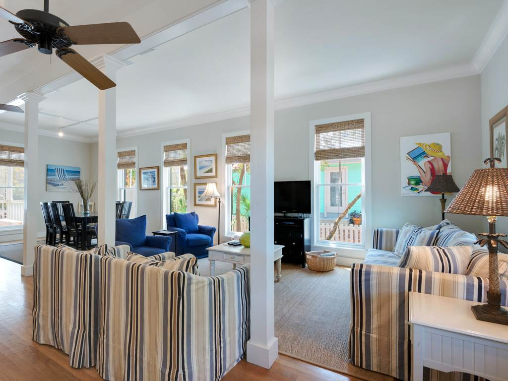 Tupelo Honey House/Cottage rental in Santa Rosa Beach House Rentals in Highway 30-A Florida - #3