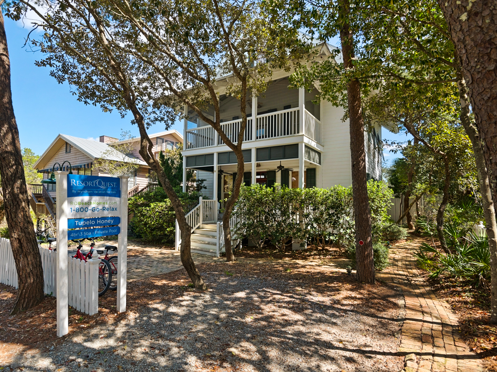 Tupelo Honey House/Cottage rental in Santa Rosa Beach House Rentals in Highway 30-A Florida - #58