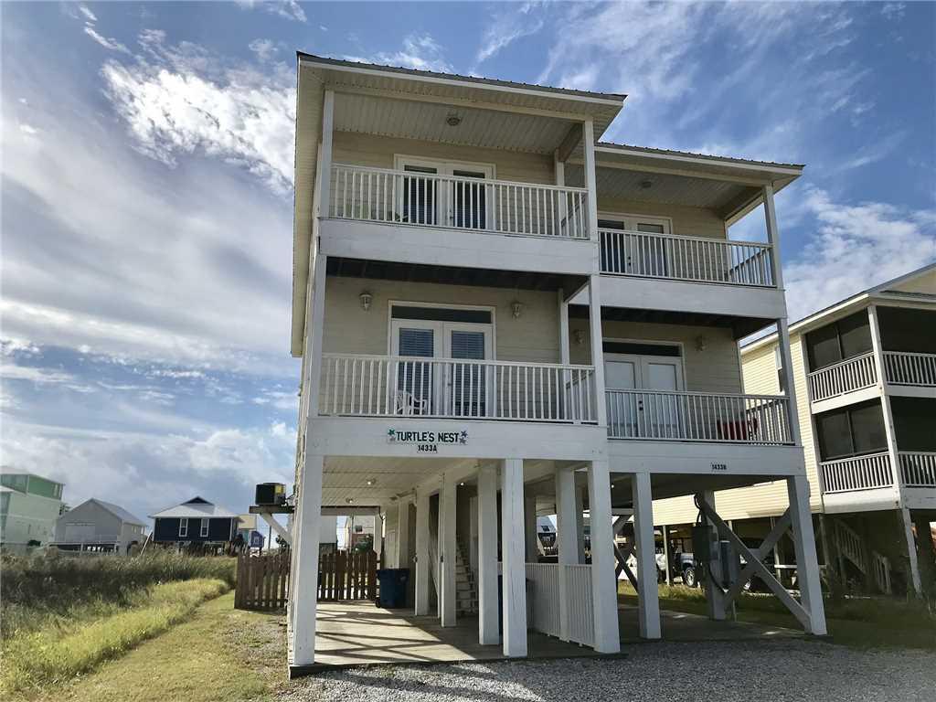 Turtle Nest East | Pet Friendly House/Cottage rental in Gulf Shores House Rentals in Gulf Shores Alabama - #21