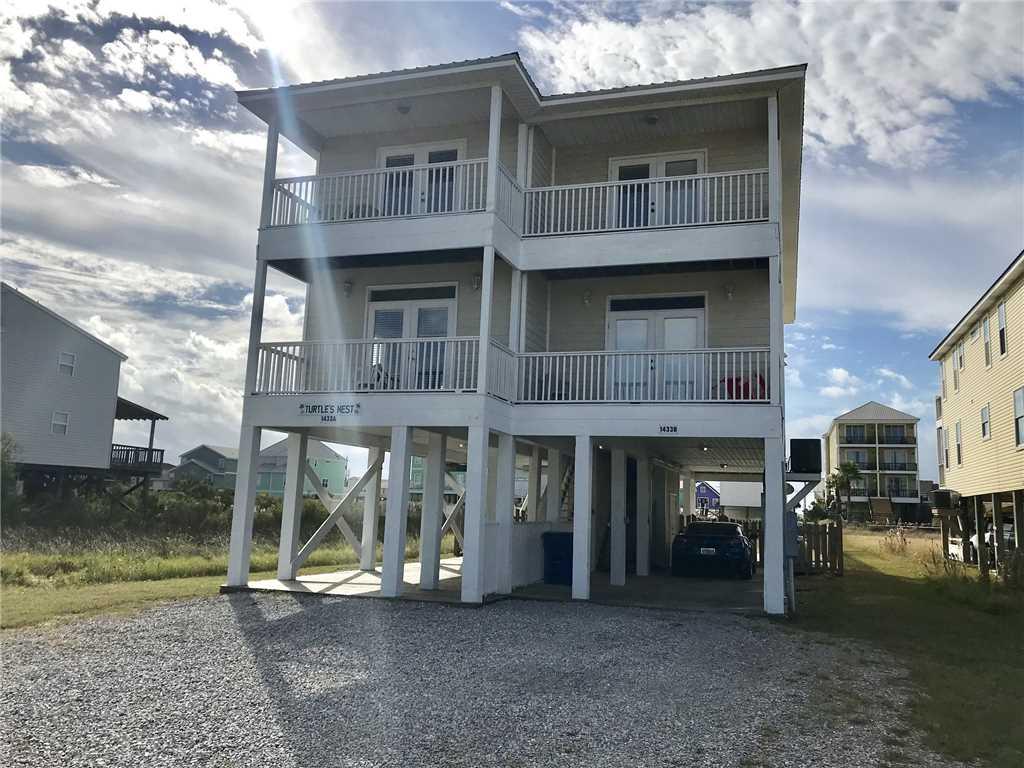 Turtle Nest West | Pet Friendly House/Cottage rental in Gulf Shores House Rentals in Gulf Shores Alabama - #22