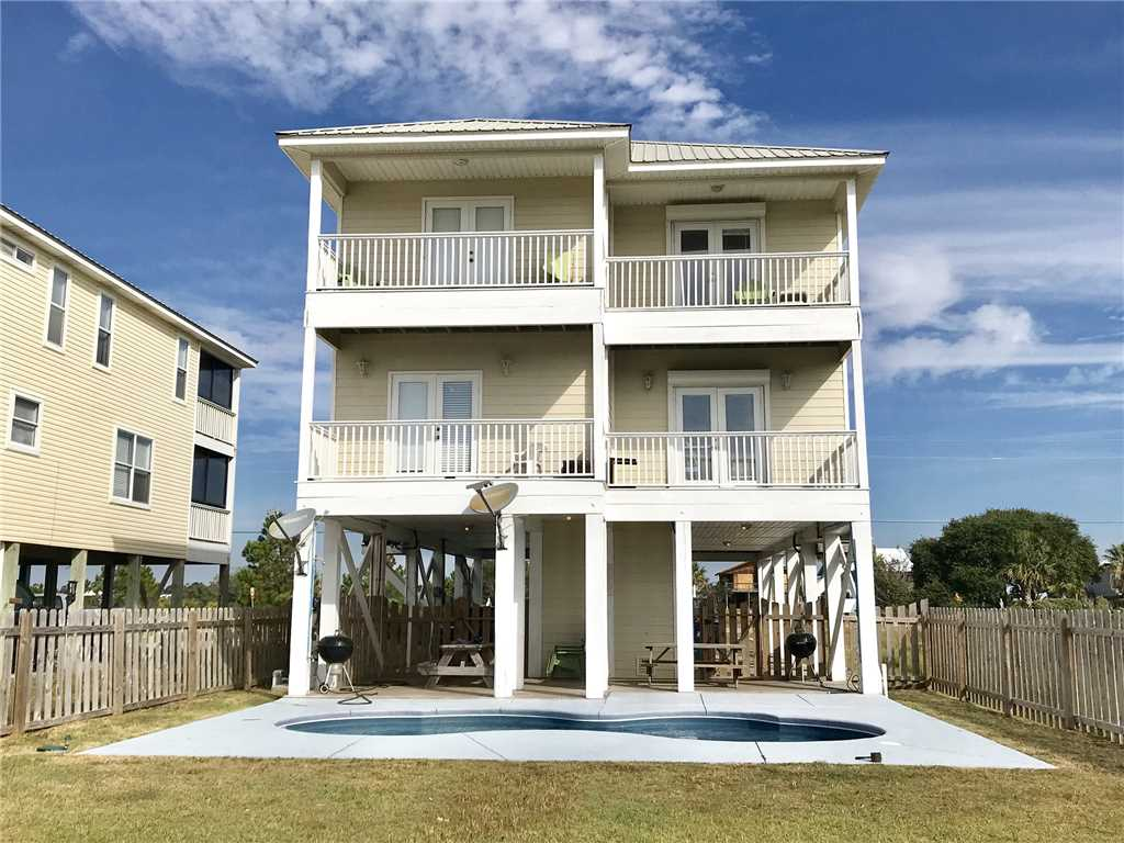 Turtle Nest West | Pet Friendly House / Cottage rental in Gulf Shores House Rentals in Gulf Shores Alabama - #23