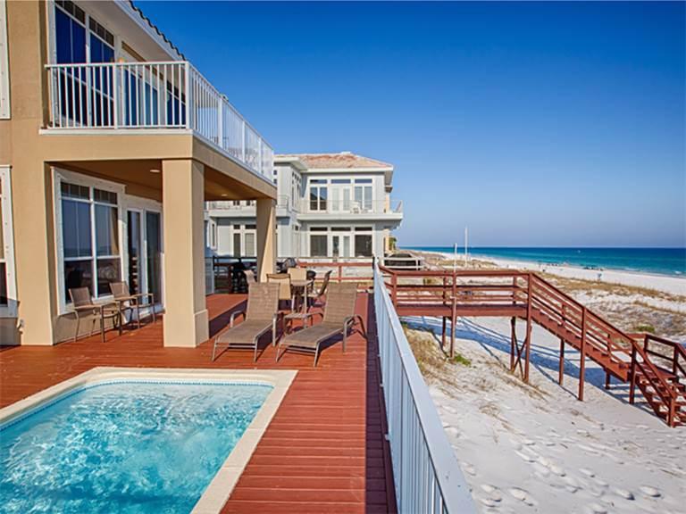 Villa Princessa House/Cottage rental in Destin Beach House Rentals in Destin Florida - #50