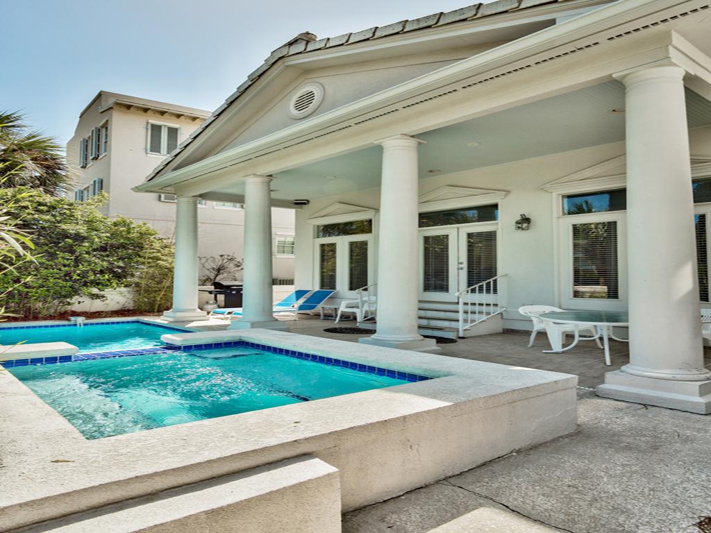 Vincent House at Destin Pointe House/Cottage rental in Destin Beach House Rentals in Destin Florida - #32
