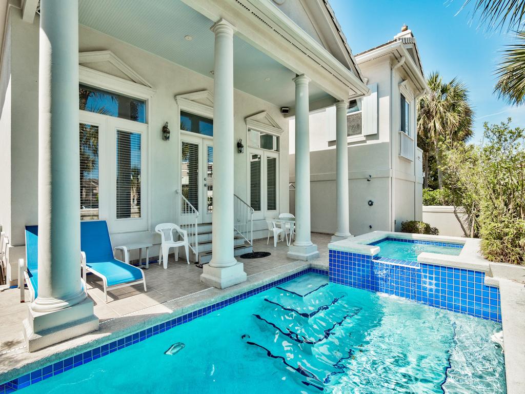 Vincent House at Destin Pointe House/Cottage rental in Destin Beach House Rentals in Destin Florida - #33