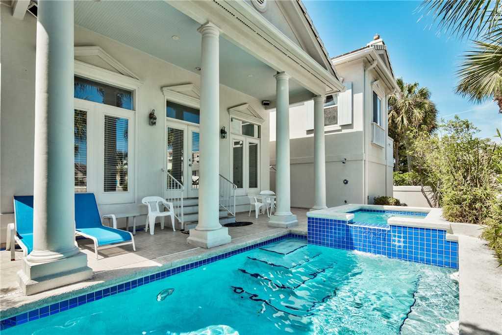 Vincent House at Destin Pointe House/Cottage rental in Destin Beach House Rentals in Destin Florida - #34