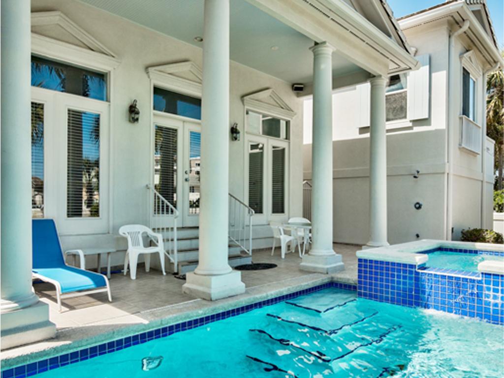 Vincent House at Destin Pointe House/Cottage rental in Destin Beach House Rentals in Destin Florida - #35