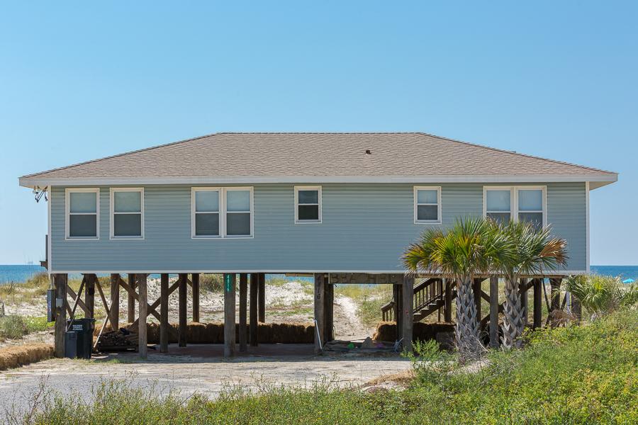 Ward Beachel House/Cottage rental in Gulf Shores House Rentals in Gulf Shores Alabama - #2