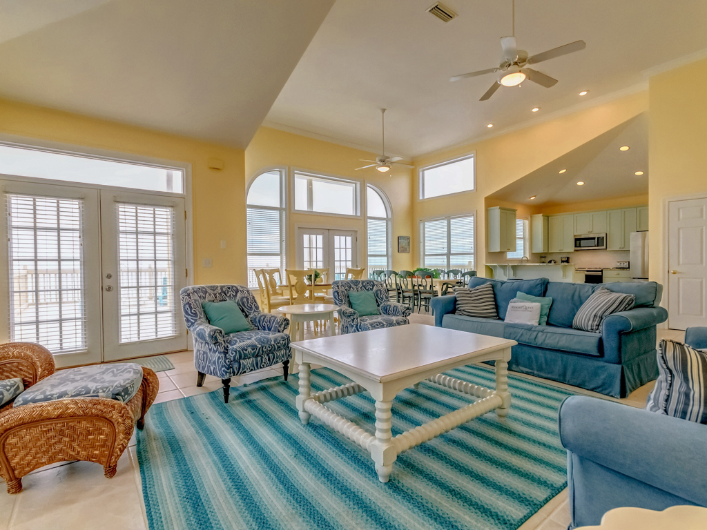 Wave Catcher House/Cottage rental in Santa Rosa Beach House Rentals in Highway 30-A Florida - #9