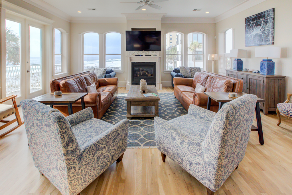 Wave House House/Cottage rental in Destin Beach House Rentals in Destin Florida - #1