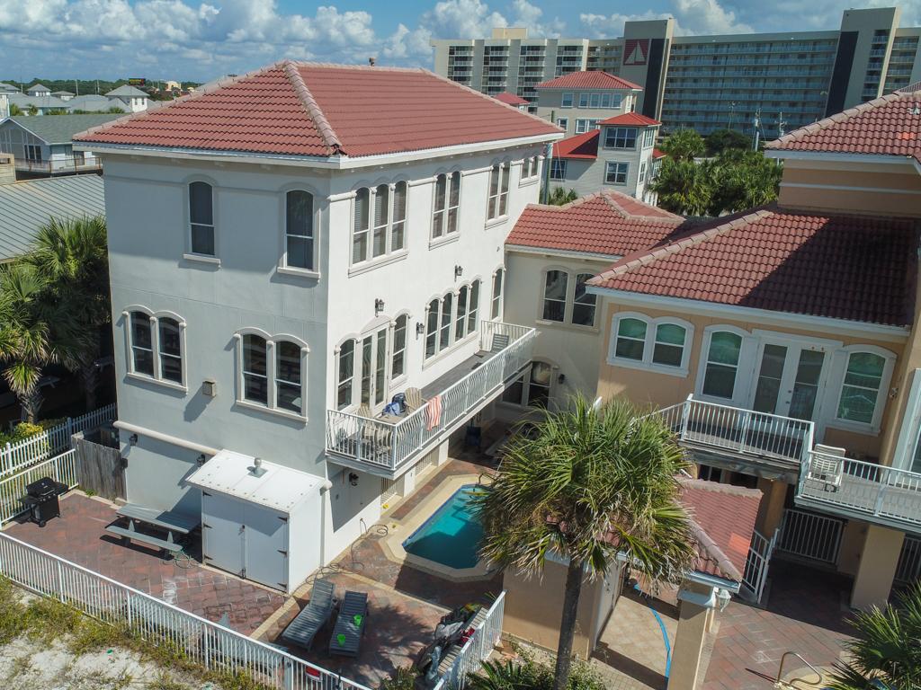 Wave House House/Cottage rental in Destin Beach House Rentals in Destin Florida - #43