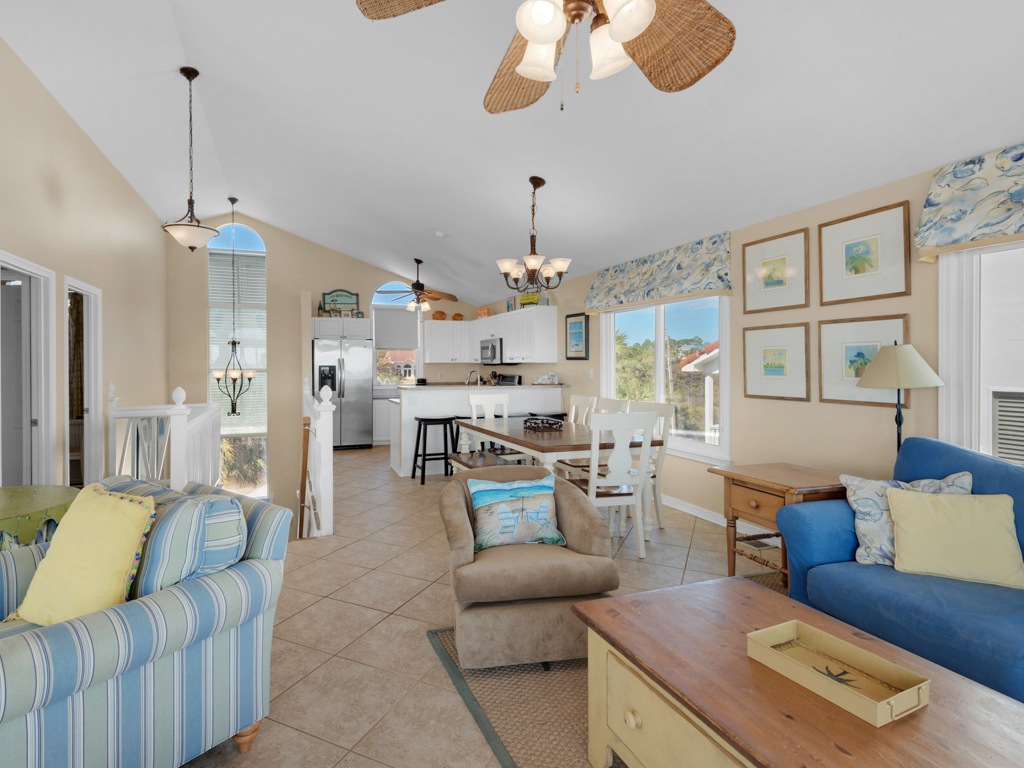 White Caps House/Cottage rental in Seacrest Beach House Rentals in Highway 30-A Florida - #9