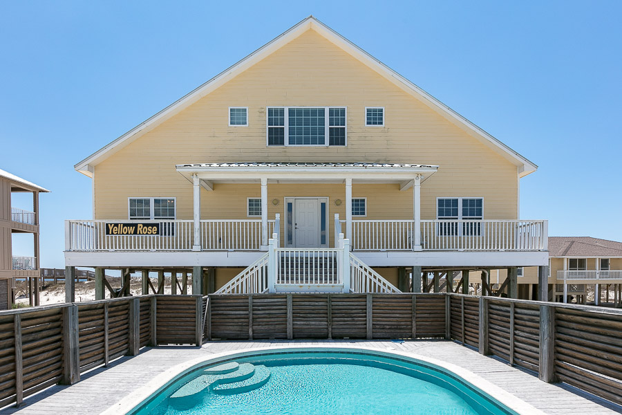 Yellow Rose House / Cottage rental in Gulf Shores House Rentals in Gulf Shores Alabama - #39