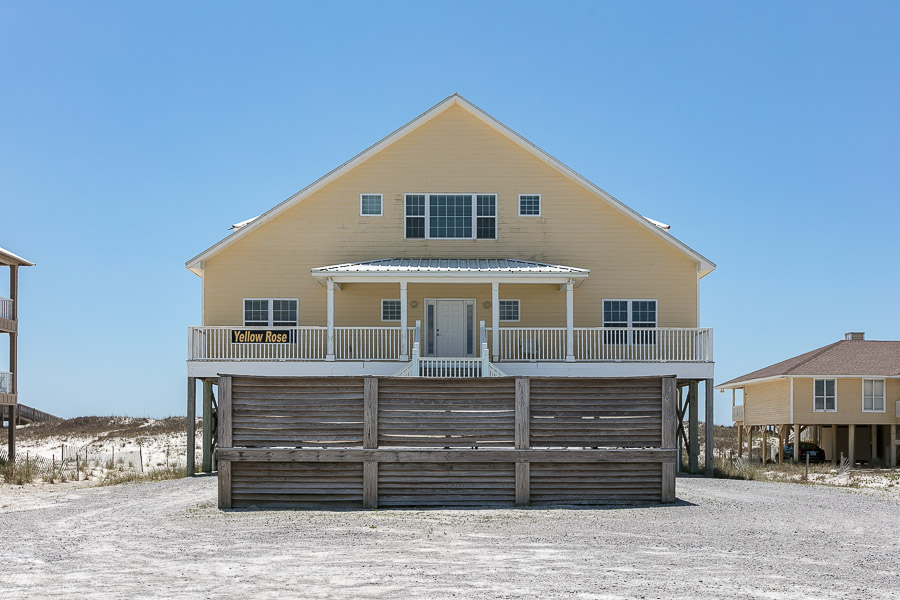 Yellow Rose House / Cottage rental in Gulf Shores House Rentals in Gulf Shores Alabama - #41