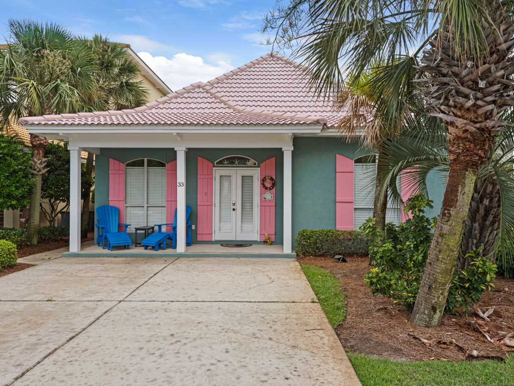 Young Cottage House/Cottage rental in Destin Beach House Rentals in Destin Florida - #2