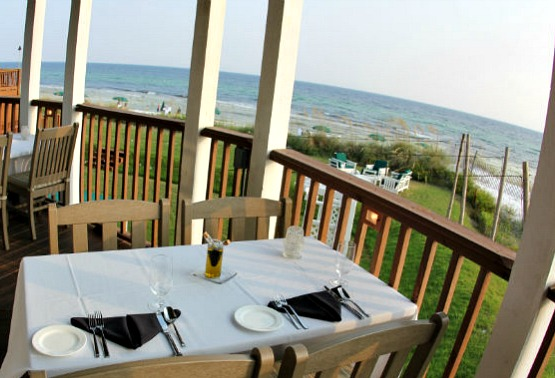 Beach Walk Cafe at Henderson Park Inn in Destin Florida