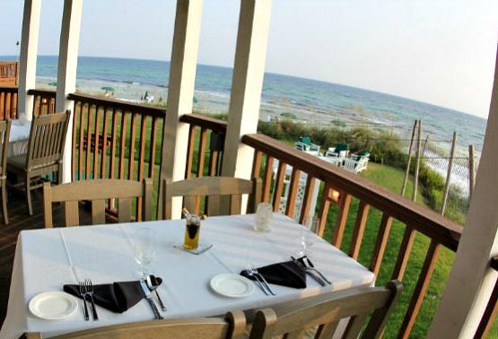 Beach Walk Cafe at Henderson Park Inn in Destin Florida