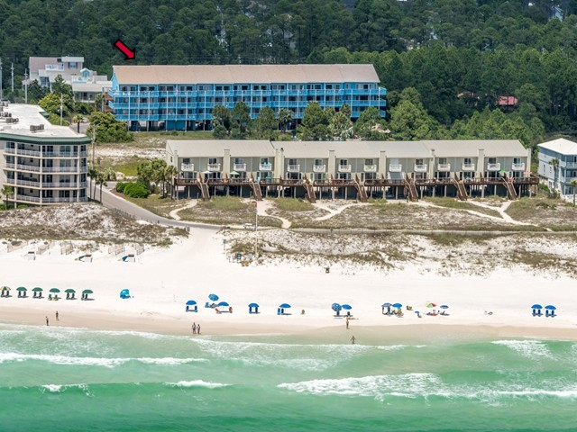 Out of the Blue (Beachfront Condo II 202A) Condo rental in Beachfront II  ~ Seagrove Beach Condo Rentals by BeachGuide in Highway 30-A Florida - #25