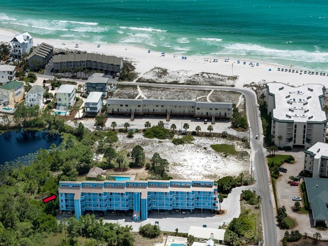 Out of the Blue (Beachfront Condo II 202A) Condo rental in Beachfront II  ~ Seagrove Beach Condo Rentals by BeachGuide in Highway 30-A Florida - #26
