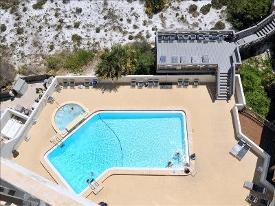 4106 Beachside One Condo rental in Beachside Towers at Sandestin in Destin Florida - #23