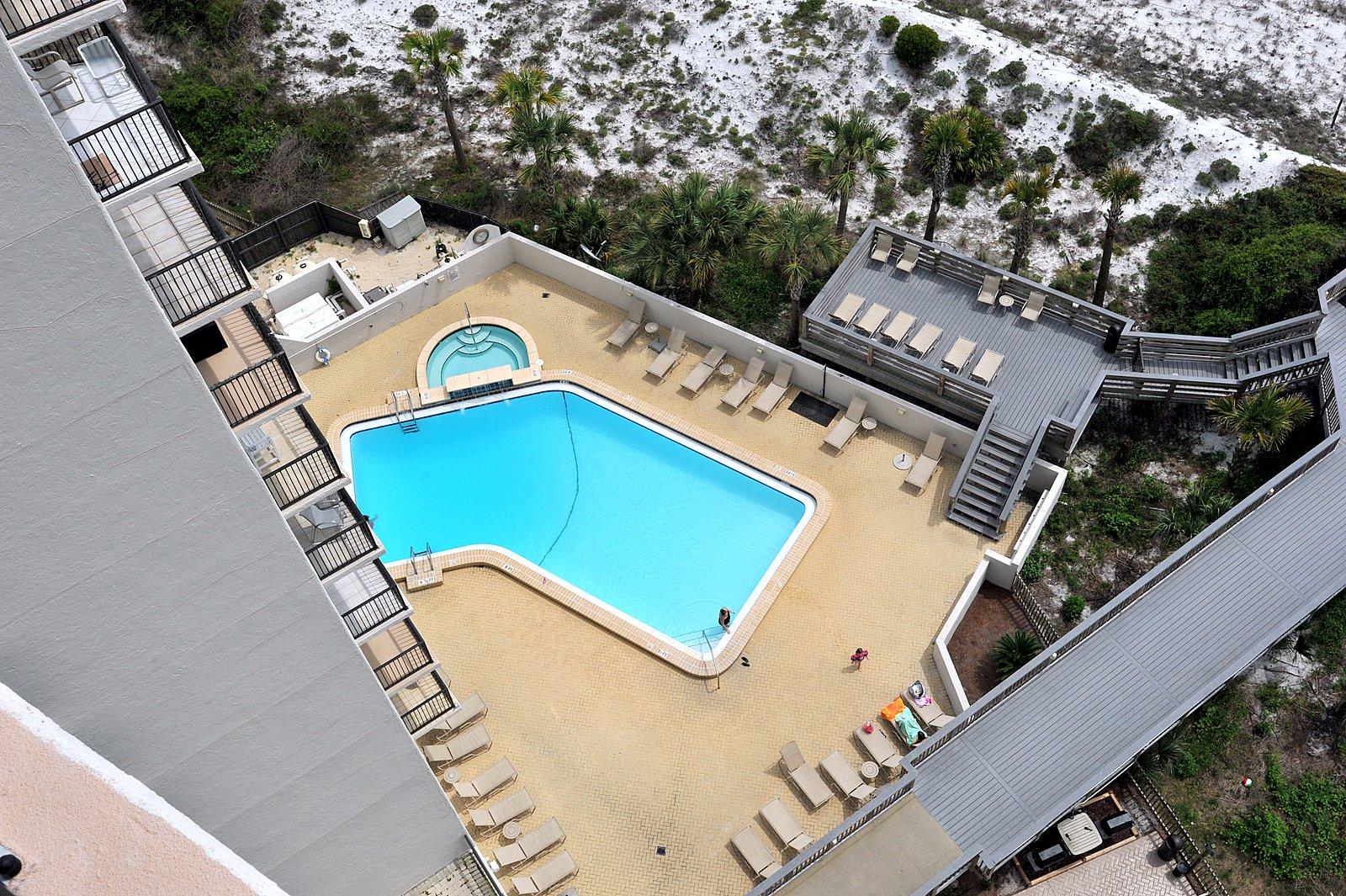4135 Beachside One Condo rental in Beachside Towers at Sandestin in Destin Florida - #28