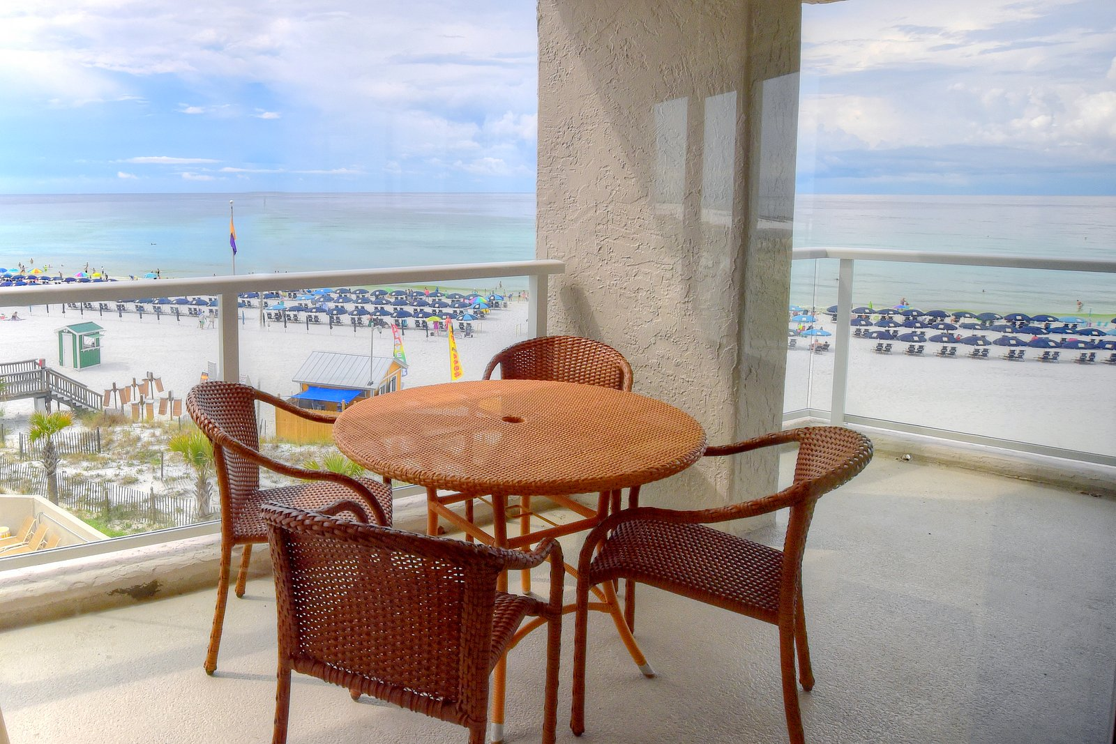 4243 Beachside Two Condo rental in Beachside Towers at Sandestin in Destin Florida - #1