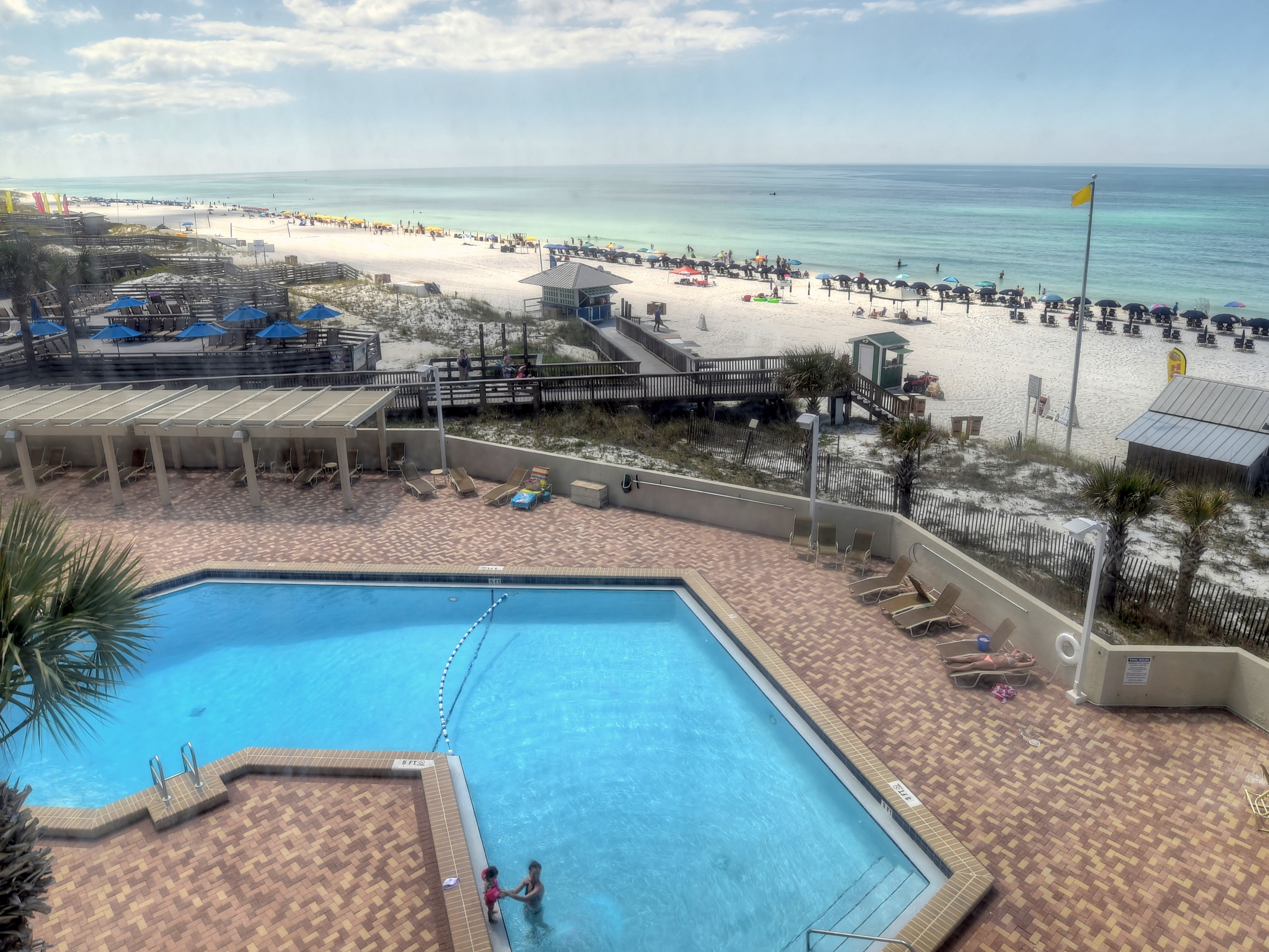 4243 Beachside Two Condo rental in Beachside Towers at Sandestin in Destin Florida - #8