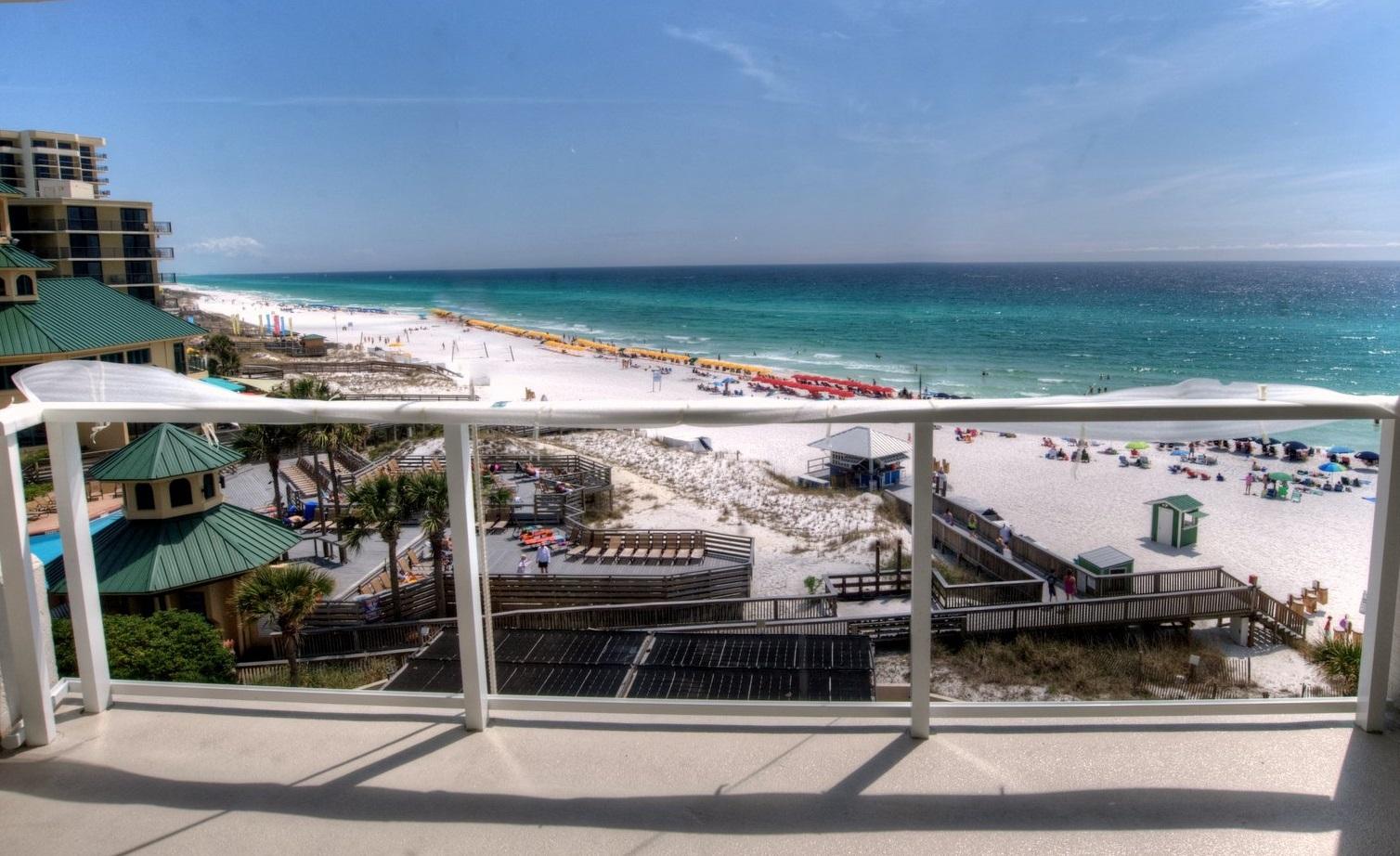 4266 Beachside Two Condo rental in Beachside Towers at Sandestin in Destin Florida - #1